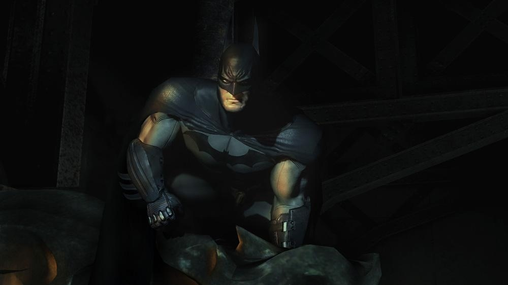 Image from Batman: Arkham Asylum