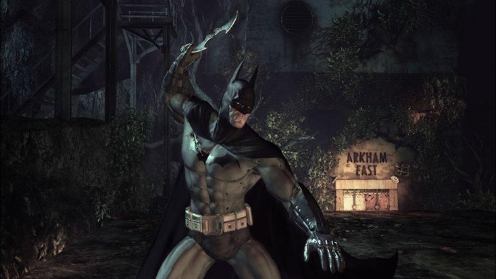 Kép, forrása: Batman: Arkham Asylum