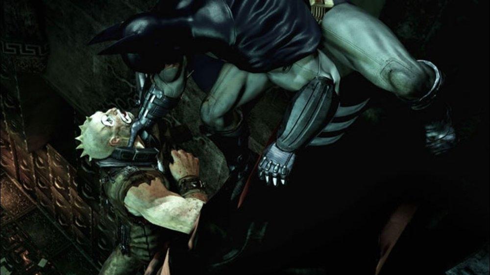 Imagem de Batman: Arkham Asylum