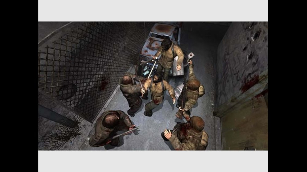 Image from Condemned