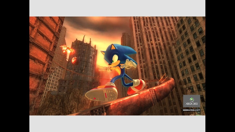 Image de SONIC THE HEDGEHOG