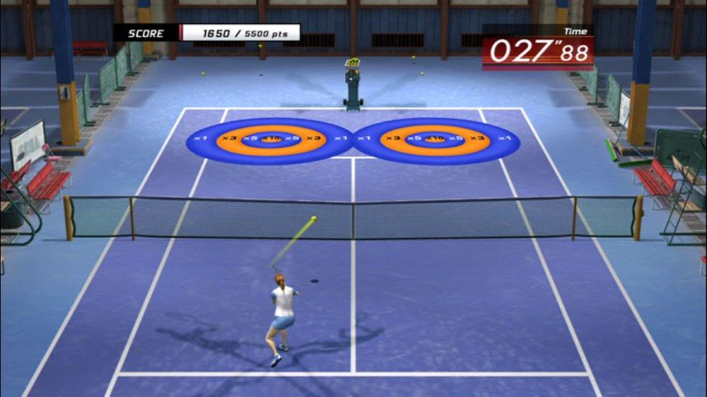 Image from Virtua Tennis 3