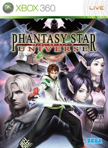 Phantasy Star Universe Theme #3