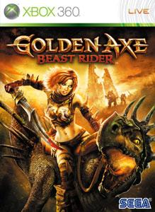 Golden Axe:Beast Rider
