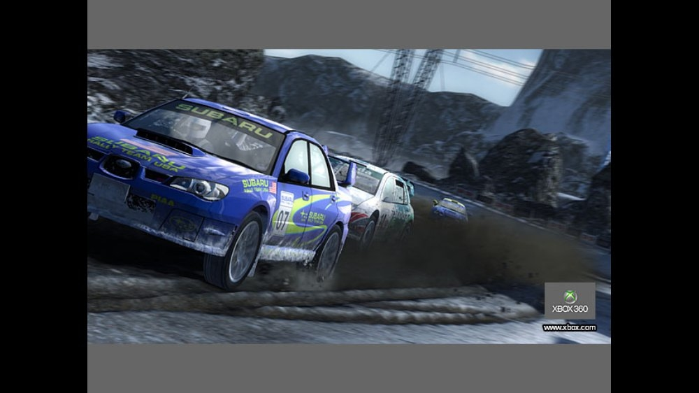 Image from SEGA Rally