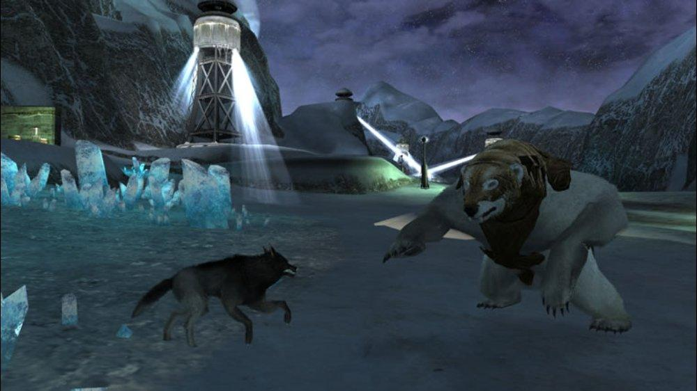 Image from The Golden Compass