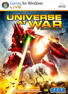 Universe at War: Earth Assault Novus Picture Pack