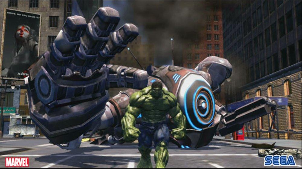 Image from The Incredible Hulk™