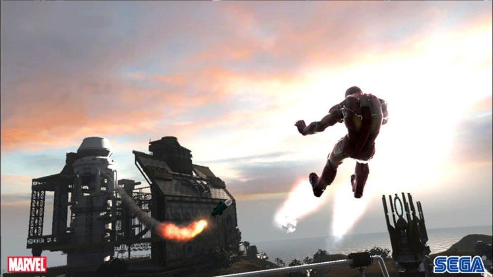 Image from Iron Man