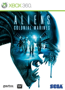 B-a. gameplay Aliens Colonial Marines