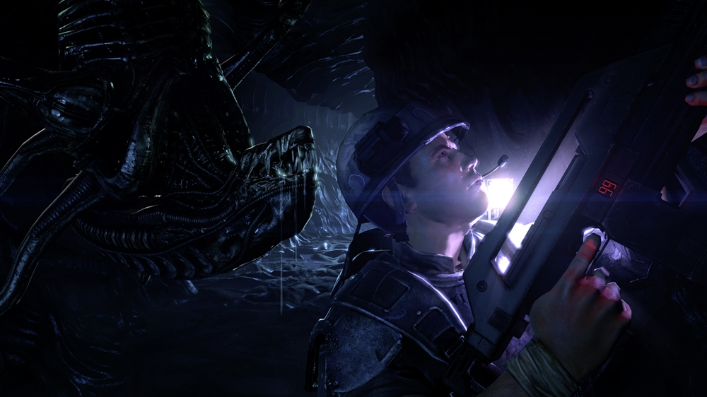 Image from Aliens: Colonial Marines