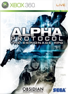 Alpha Protocol Developer Diary 1