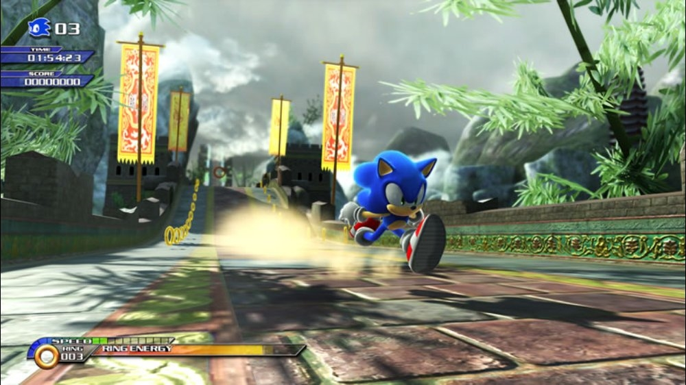 Obraz z SONIC UNLEASHED