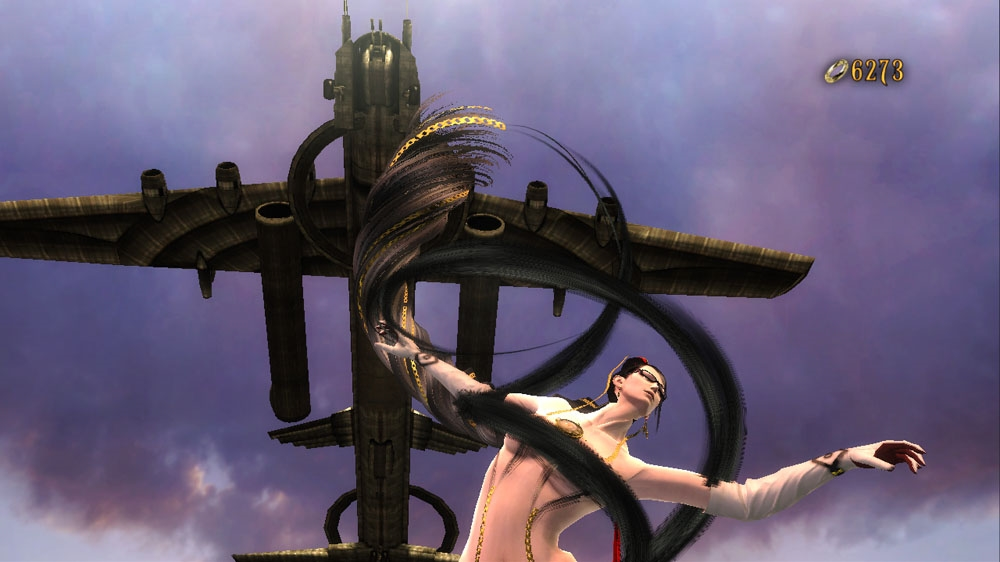 Image from BAYONETTA