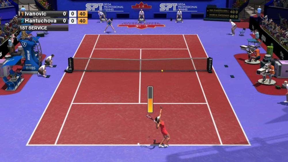 Image from Virtua Tennis 2009