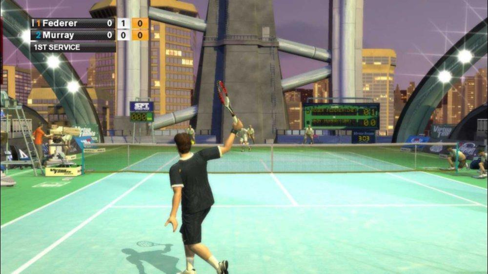 Image de Virtua Tennis™ 2009