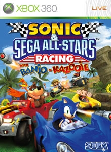 Sonic & SEGA Racing - Unlock All Characters & Tracks boxshot