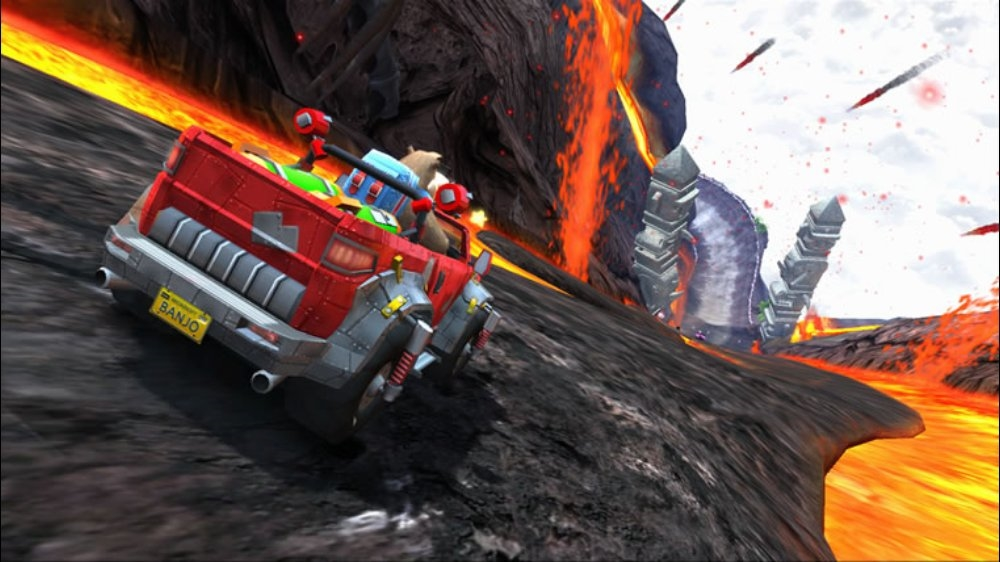 Image from Sonic & SEGA Racing