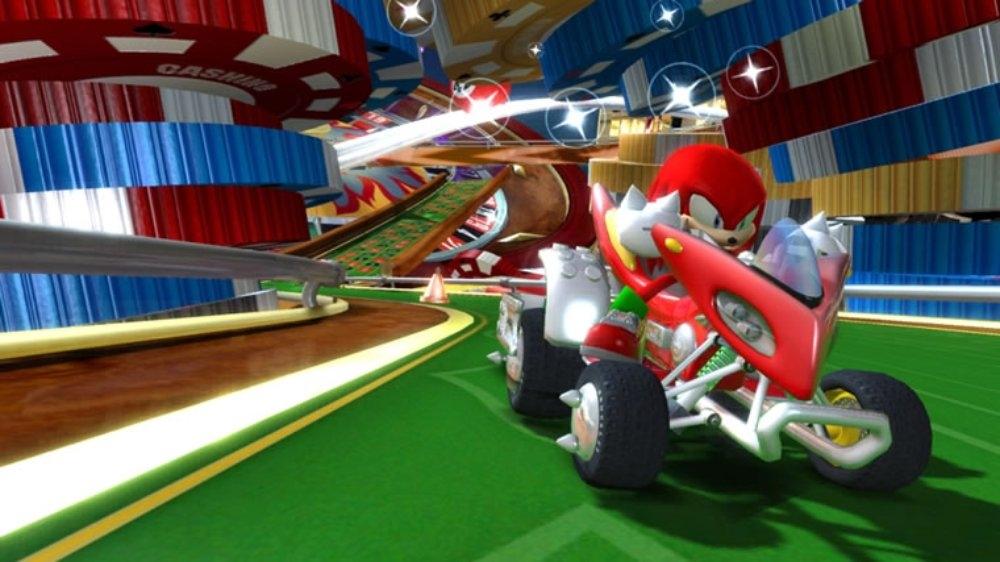 Изображение из Sonic & SEGA Racing