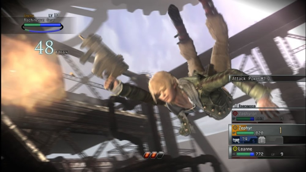 Image from Resonance of Fate