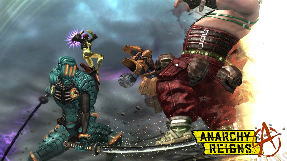 Image de ANARCHY REIGNS