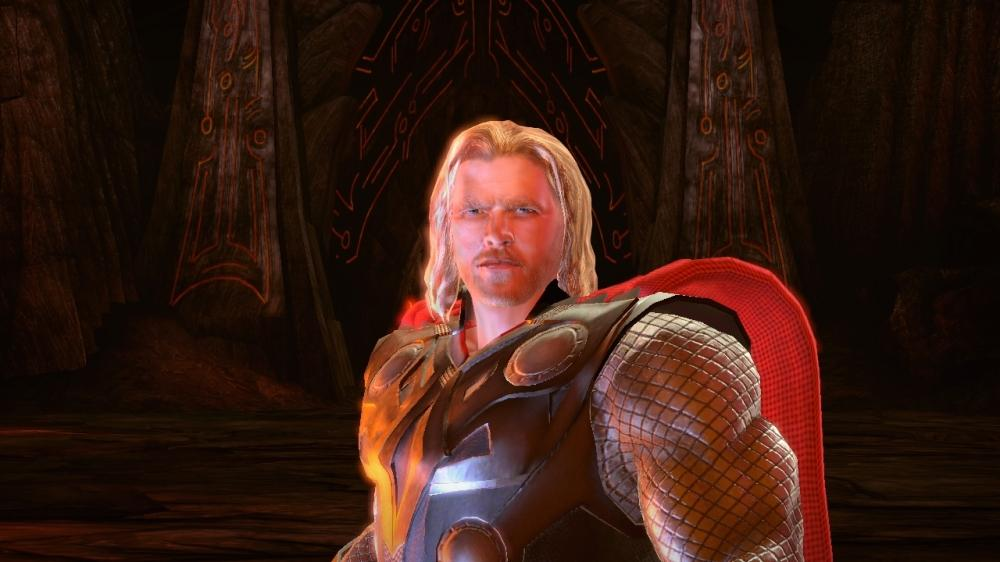 Image from Thor™: God of Thunder
