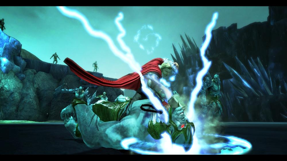 Image from Thor: God of Thunder