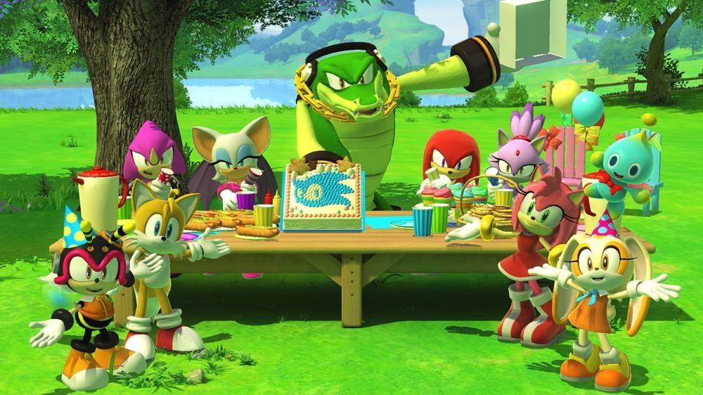Sonic Generations 이미지