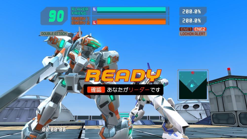 電脳戦機バーチャロン フォース のイメージ
