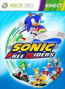 Sonic Free Riders boxshot