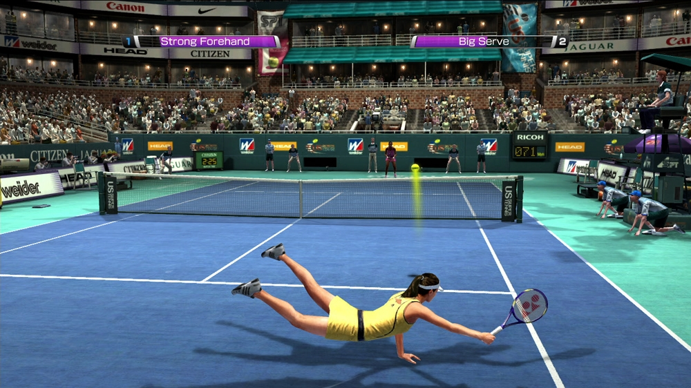 Image from Virtua Tennis 4