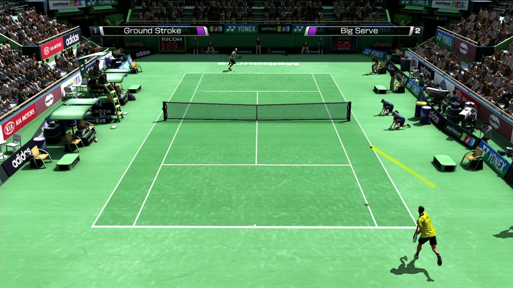 Image de Virtua Tennis 4