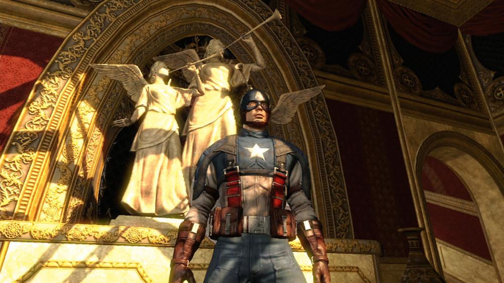 Image from Captain America™: Super Soldier