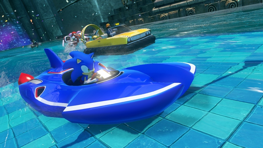 Bild von Sonic & All-Stars Racing Transformed