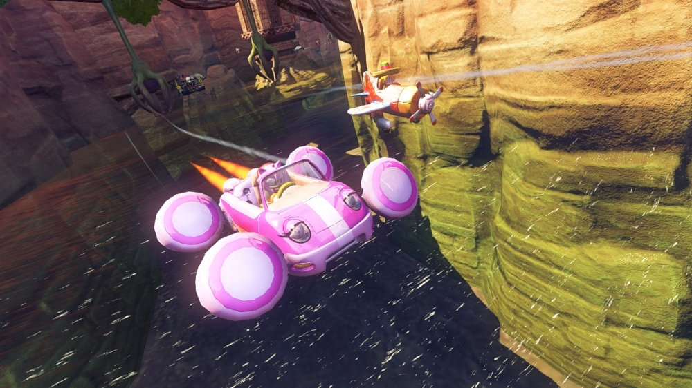 Bilde fra Sonic & All-Stars Racing Transformed