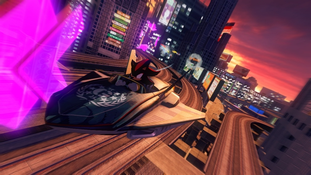 Bild från Sonic & All-Stars Racing Transformed