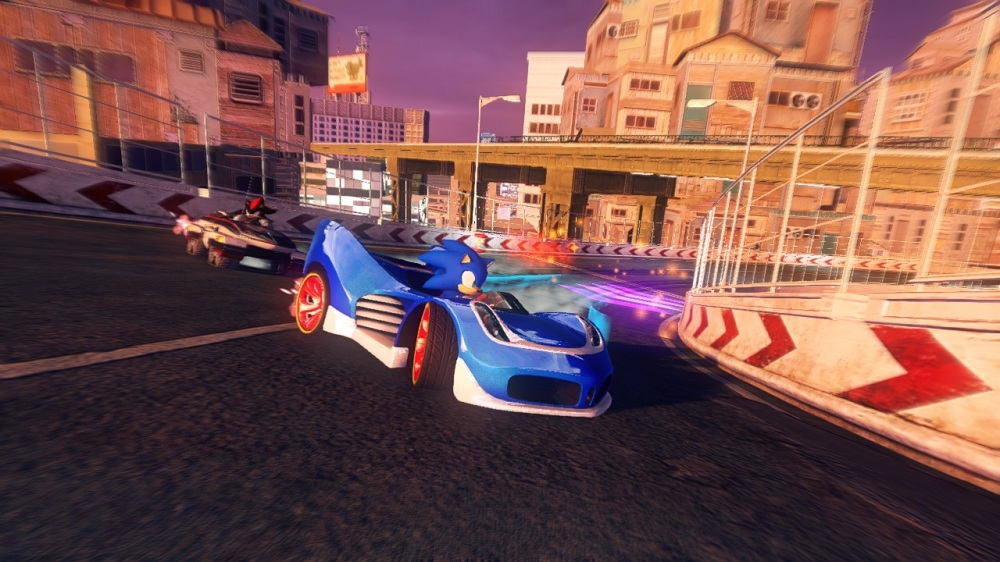 Imagem de Sonic & All-Stars Racing Transformed