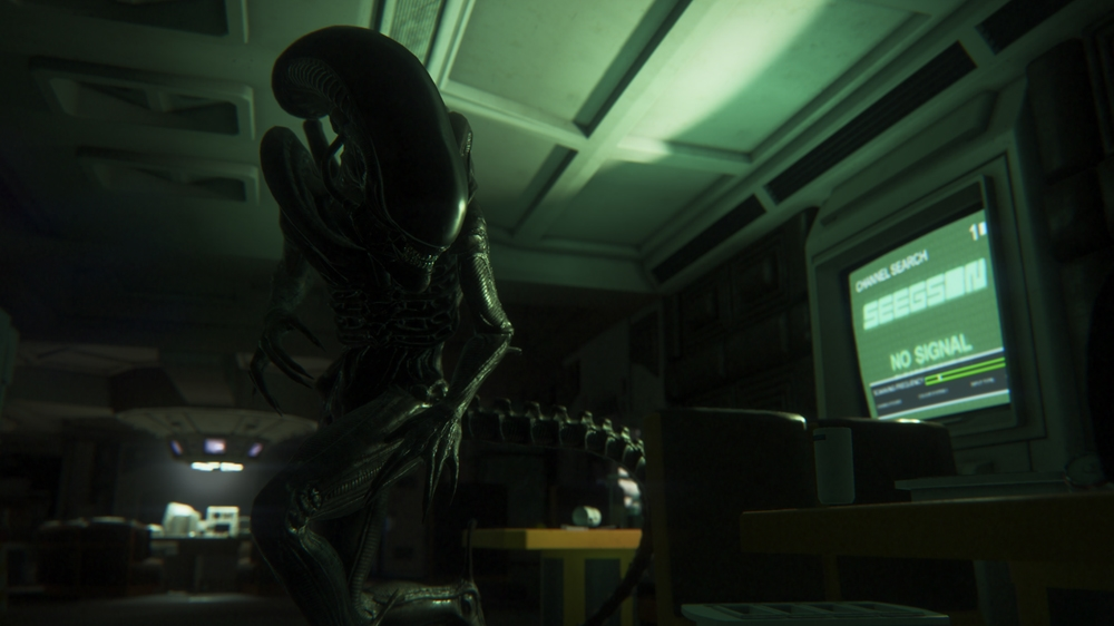 Image from Alien: Isolation
