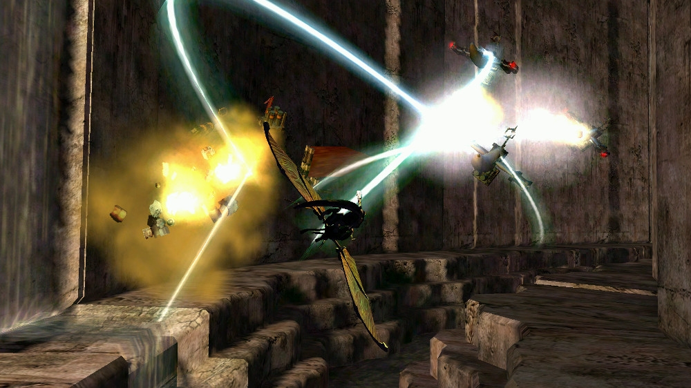 Image from Panzer Dragoon Orta