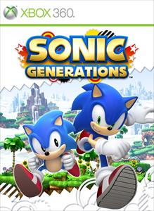 Sonic Generations Demo