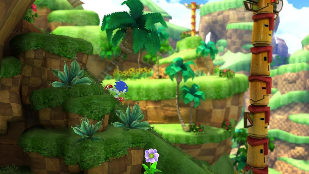 Image from Sonic Generations Demo