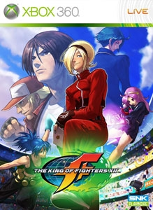 THE KING OF FIGHTERS XII Basic Theme4