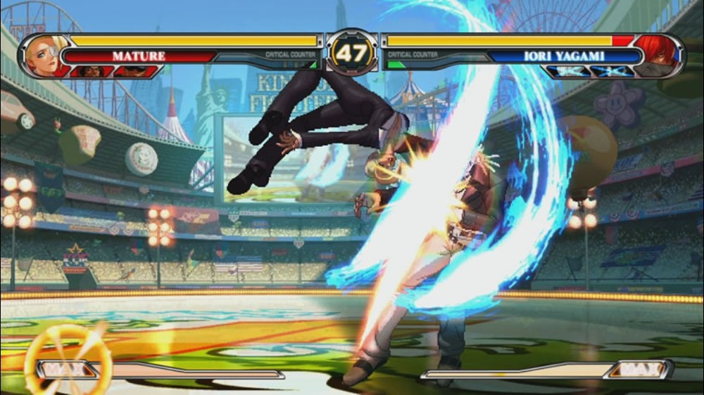 Image from KOF XII