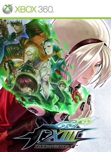 KOF XIII Gamer Icon Pack 1