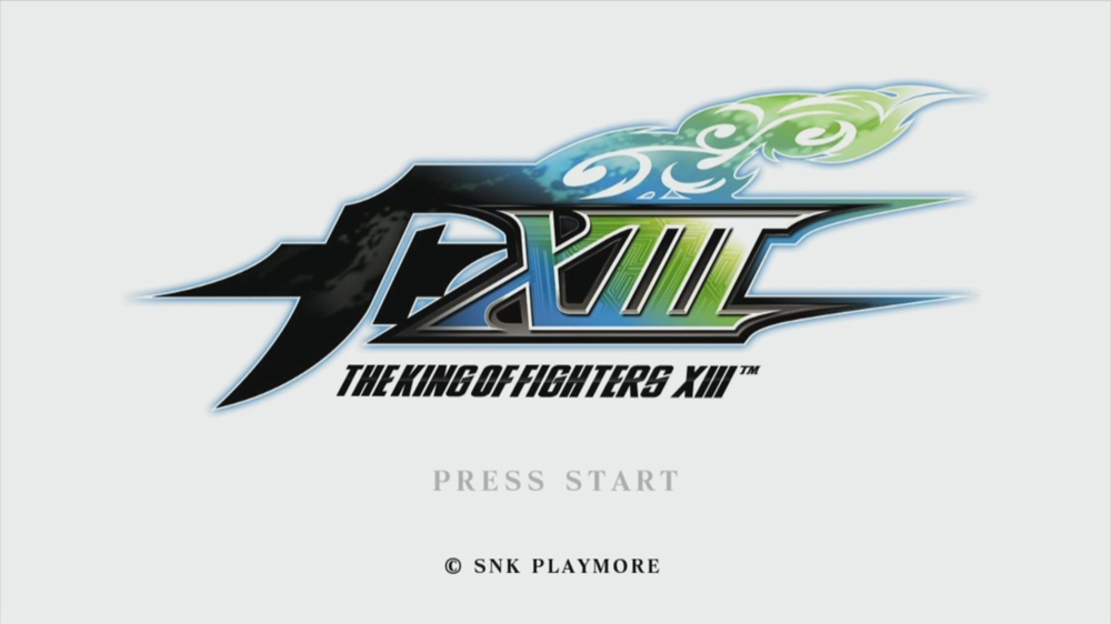 THE KING OF FIGHTERS XIII 이미지