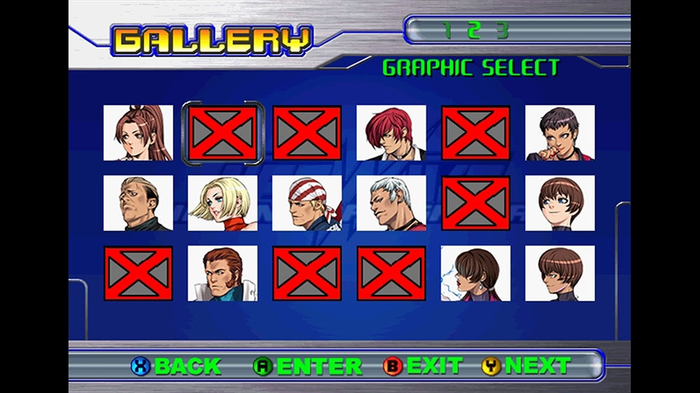 Image from KOF NEOWAVE