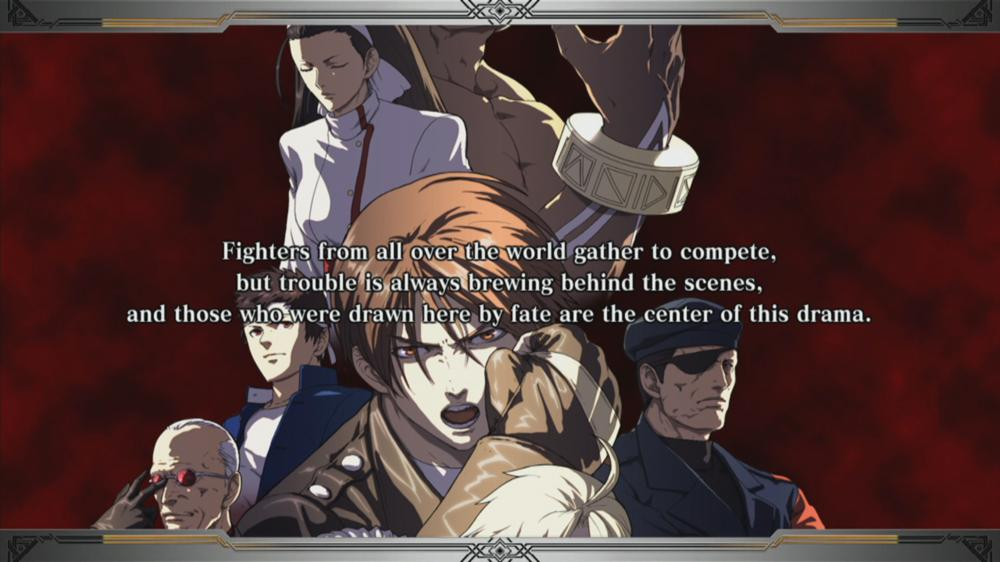 Imagen de THE KING OF FIGHTERS XIII