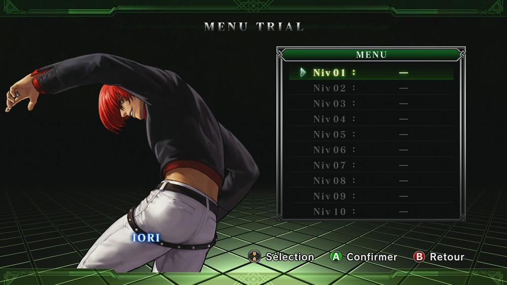 Image de THE KING OF FIGHTERS XIII