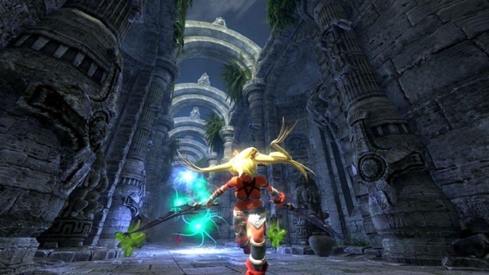 Kuva pelistä X-Blades