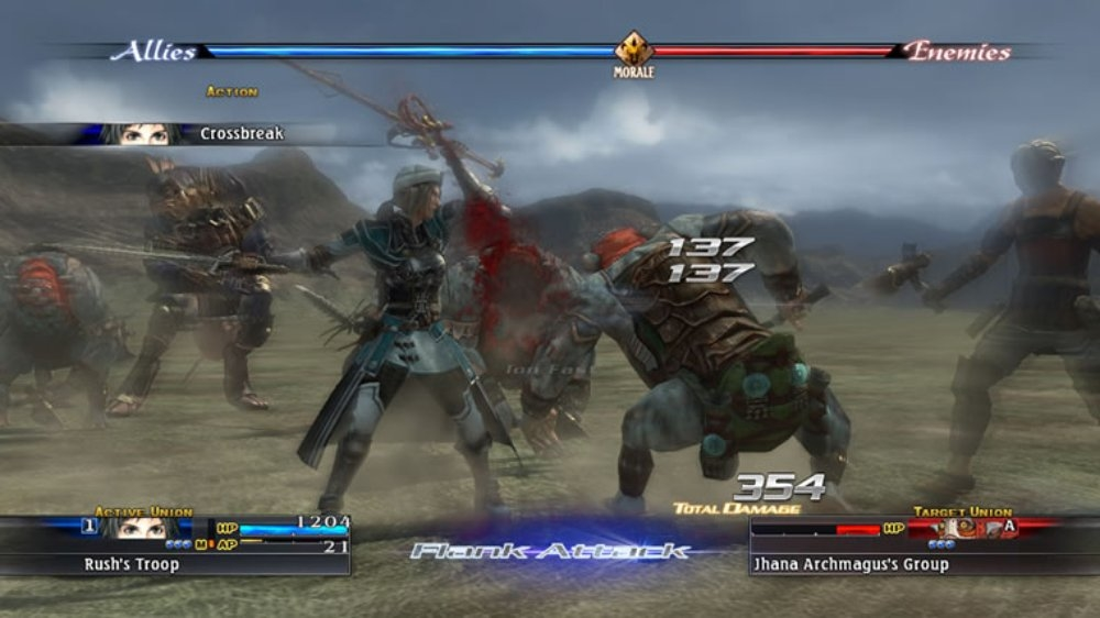 Image from The Last Remnant